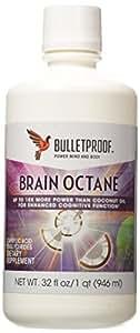 Bulletproof Brain Octane Oil 32 oz by BulletProof [並行輸入品]
