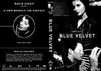 ブルーベルベットフィルムシリーズ映画ポスタープリントサイズ(30cm x 43cm / 12インチx 17インチ)N6