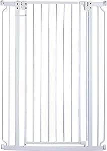 ペッツデポ オリジナル ペット用ハイゲート ガーディ1100 ホワイト (白) 脱走防止柵