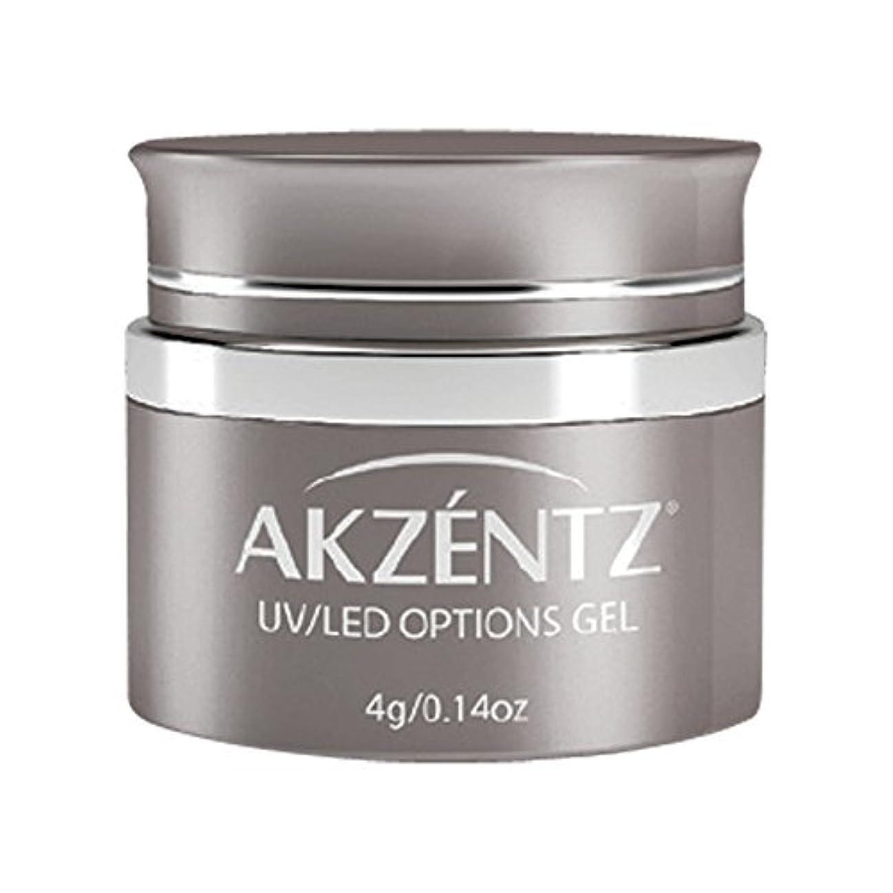 AKZENTZ オプションズポリッシュカラーズ 610 7g クリアレッド