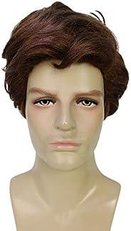 Wigs2you 仮装 ウィッグ H-4980 スーパーヒーロー メンズウィッグ フルウィッグ コスプレ かつら 女装 男装 双子コーデ パーティーウィッグ スタンダード Mサイズ