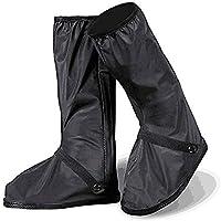 Sheltons 防水 雨具 シューズカバー 靴カバー 滑り止め 梅雨対策 男女兼用