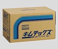 クレシア6-6681-03キムテックスポップアップタイプ・ブルー60740