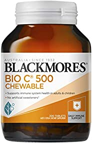 Blackmores Bio C Chewable 500 - 200 Tablets