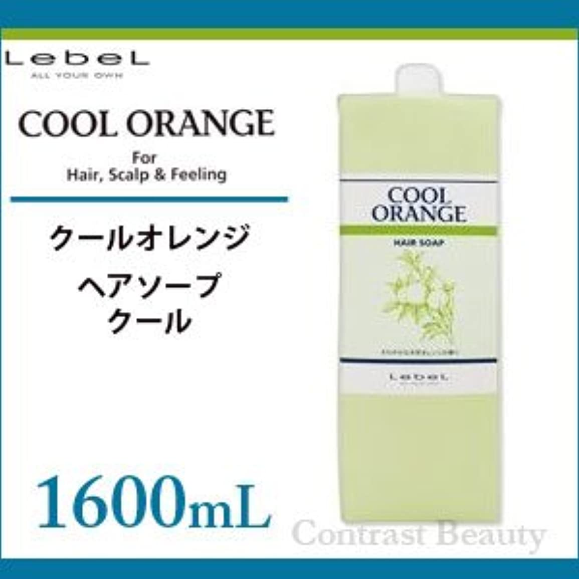 名前ですばらしいですタイヤルベル クールオレンジ ヘアソープ クール 1600ml