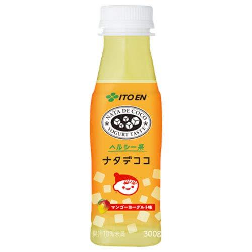 伊藤園 ナタデココ マンゴーヨーグルト味 300gペットボトル×24本入×(2ケース)