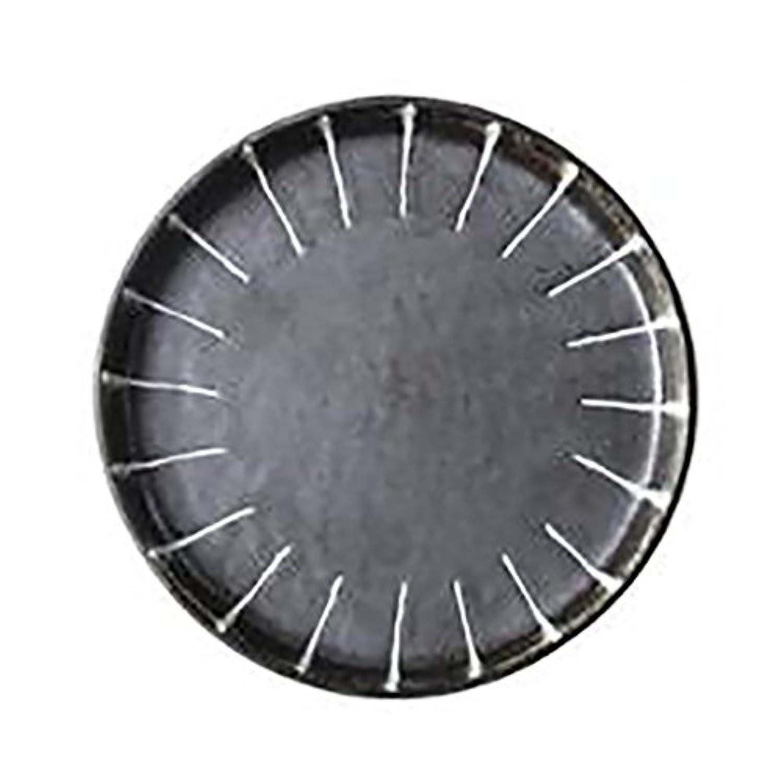 デザートプレートセラミックディスクパスタプレート、和風レトロ家庭用カトラリー、寿司皿骨ソーサーフルーツディッシュ調味料皿冷たい食器皿平皿アンサンブルプレート (色 : B)