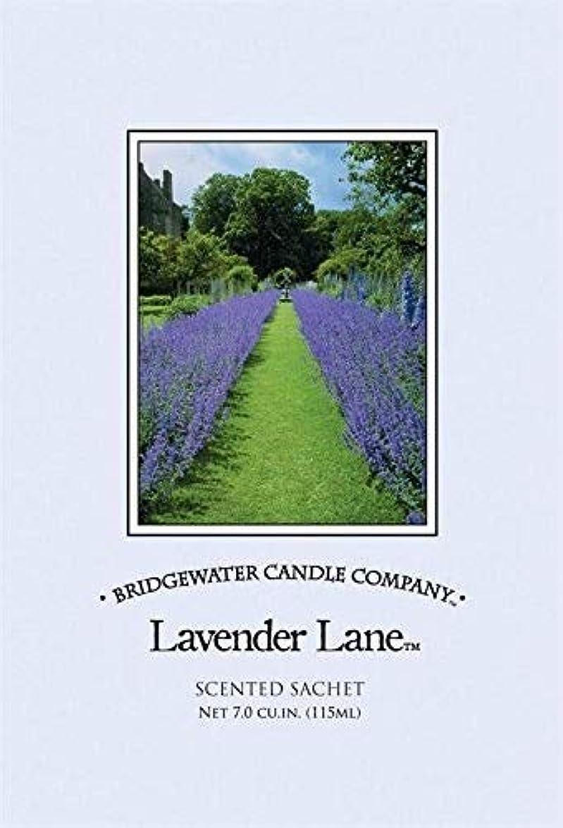 妨げるむしろ財産ブリッジウォーター フレグランスサシェ L ラベンダーレーン BW09LL