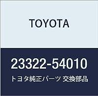 TOYOTA (トヨタ) 純正部品 オイルクーラドレンコック エア プラグ 品番23322-54010