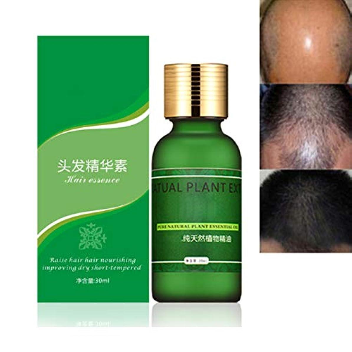 飢ランプブラウザ高麗人参育毛エッセンスオイル、抜け毛頭皮健康トリートメント液