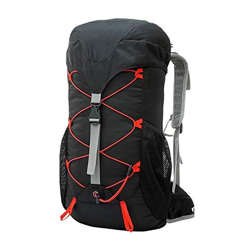 動力学化粧ケープ自転車シートパックバッグ、マウンテンバイク乗馬バックパックキャンプ用品 自転車サドルバッグ大容量 (色 : ブラック)