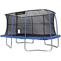 10x 14足長方形Jumpking Trampoline with Safety Netサイディング