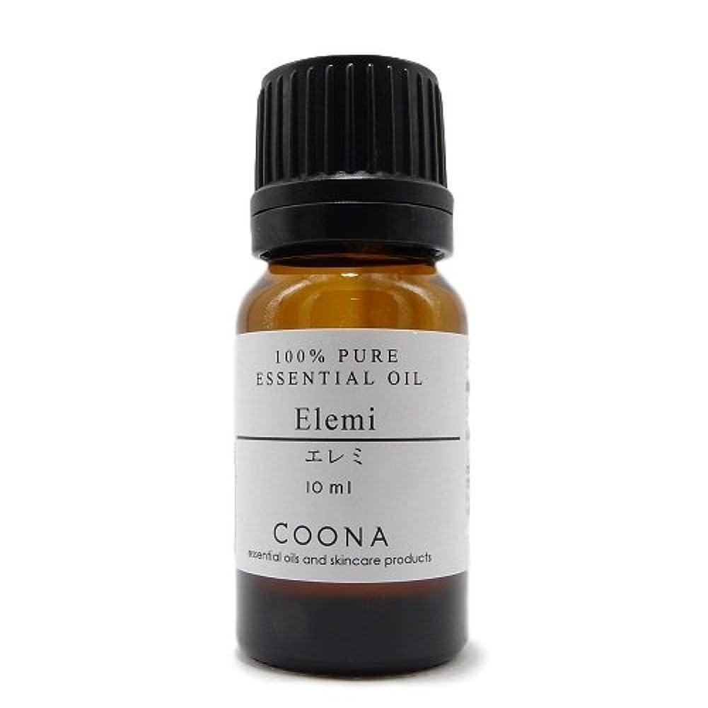 成熟冒険帝国エレミ 10 ml (COONA エッセンシャルオイル アロマオイル 100%天然植物精油)