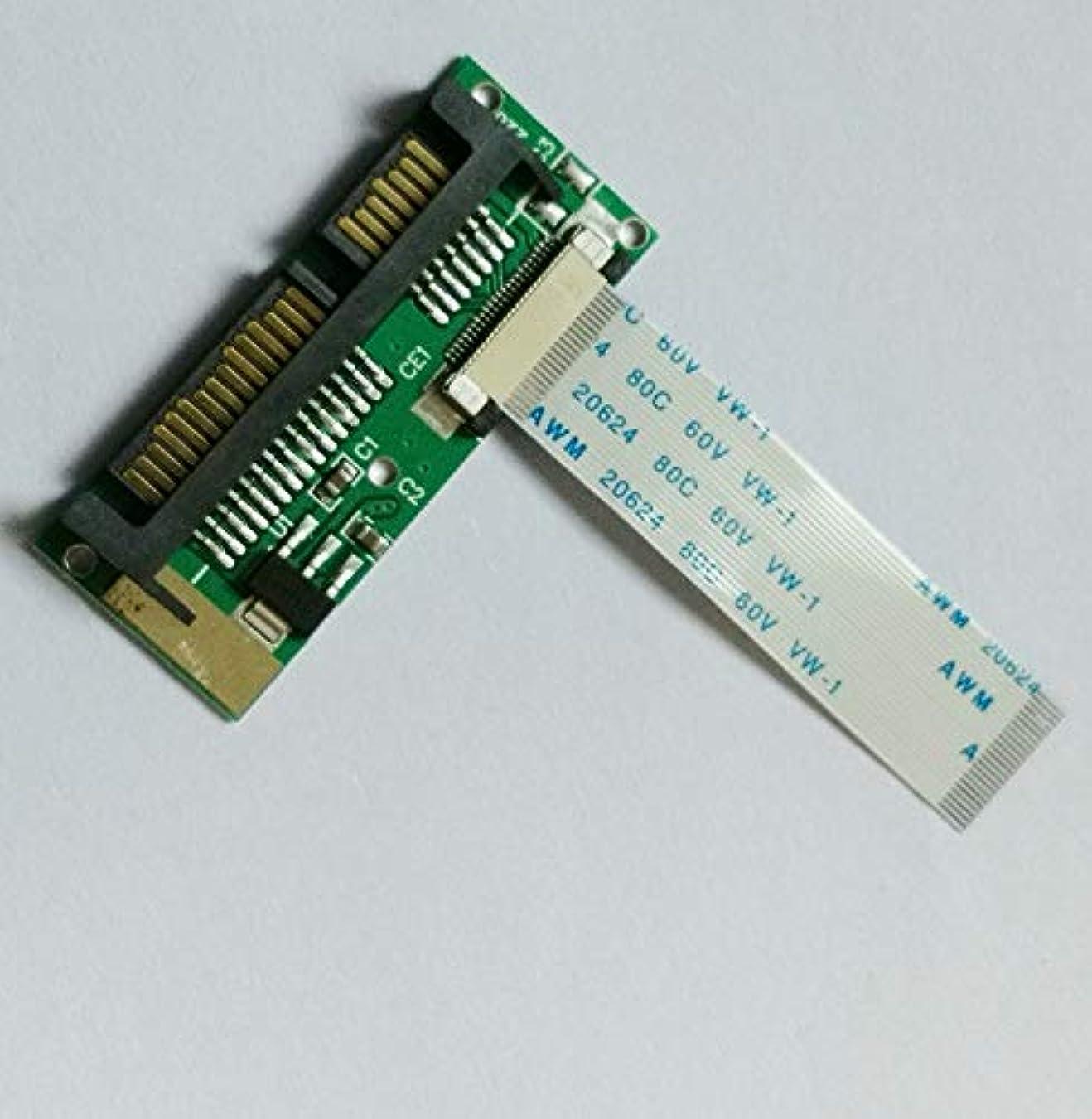 罰方法シンポジウム1.8インチ 24ピン 24ピン LIF/ZIF CE HDDハードディスクドライブ SSD - 7+15 22ピン SATAオスアダプターコンバーター MacBook Air Toshiba Samsung SSD用