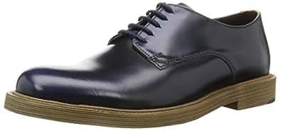 [クラークス] レースアップシューズ メンズ フェレンレース Mens Feren Lace (FW16) Blue Leather(ブルーレザー/12)