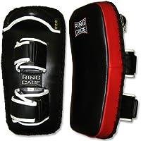 CurvedレザーThai Pad for Muay Thai , MMA , Kickboxing