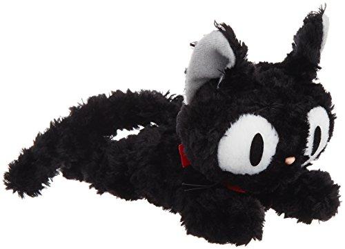 [해외]스튜디오 지브리 마녀 배달부 키키 녹초지지 포복 S 인형 길이 17cm/Studio Ghibli witches Takkyubin kicks giggle S plush toy Length 17 cm