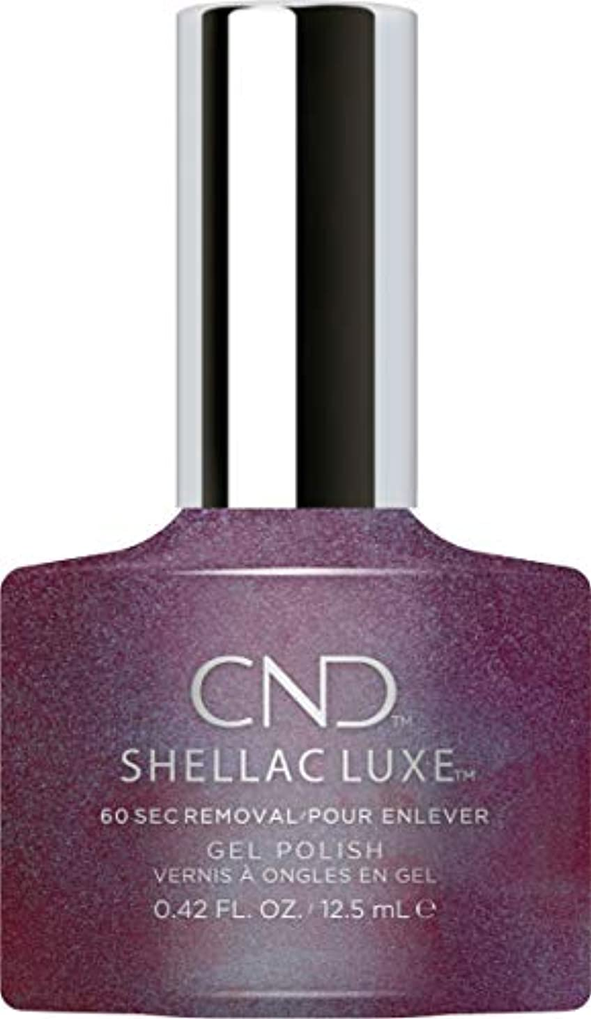 熱心火山の飛躍CND Shellac Luxe - Patina Buckle - 12.5 ml / 0.42 oz