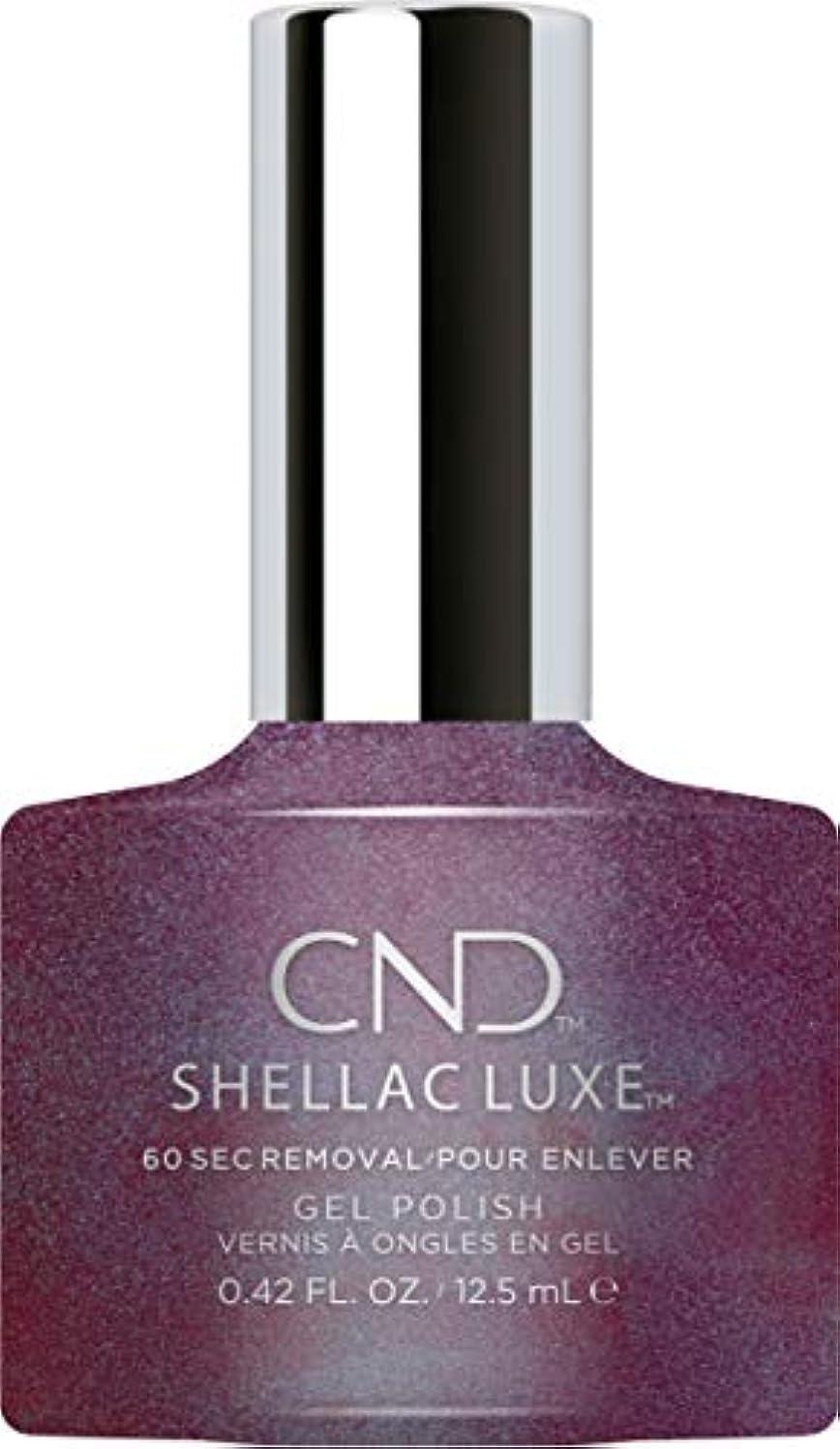 ジェム切り下げ理容師CND Shellac Luxe - Patina Buckle - 12.5 ml / 0.42 oz