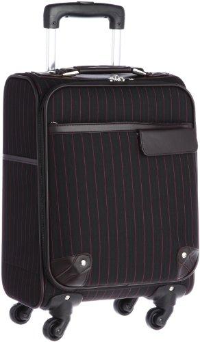 [シフレ] スーツケース エスケープ ソフトキャリーケース 40㎝ 24L 2.6㎏ ポリエステル ESCAPE'S 機内持込可 24.0L 48cm 2.6kg C9712T-40U ブラック/ワイン ブラック/ワイン