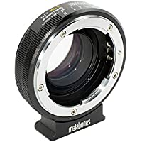 Metabones Speed Booster ULTRA 0.71Xアダプタfor Nikon f-mountレンズマイクロFou