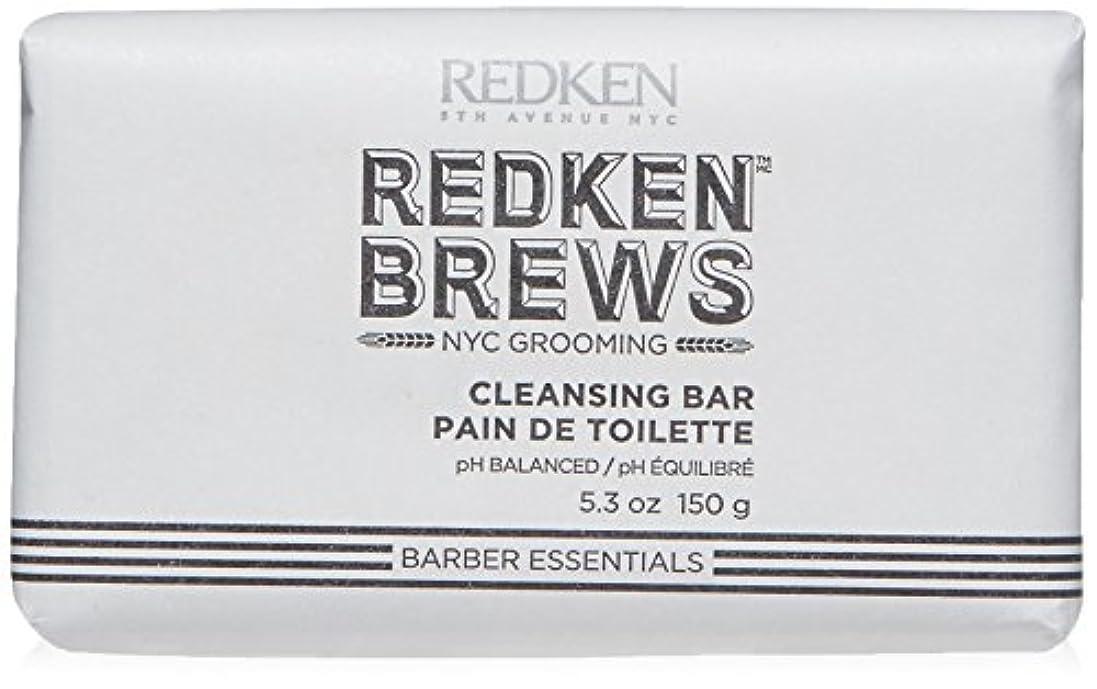 精神的にステンレス手綱Redken Brews バー、5.0 FLを清め。オンス 5オンス/ 150グラム