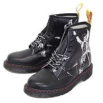[ドクターマーチン] 24789001 1460 SEX PISTOLS 8H レザーブーツ BLACK UK10-約29.0cm