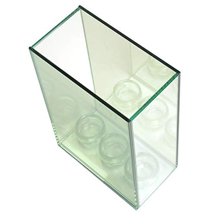 バラ色コンデンサーバッグ無限連鎖キャンドルホルダー 3連 ガラス キャンドルスタンド ランタン 誕生日 ティーライトキャンドル
