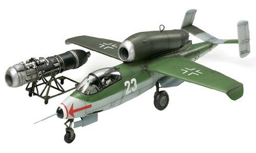 """1/48 傑作機 No.97 1/48 ハインケル He162 A-2 """"サラマンダー"""" 61097"""