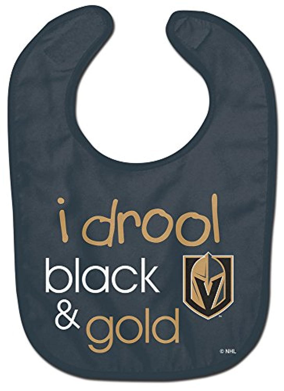 NHL Vegas Golden Knights all-pro調節可能なベビーよだれかけ