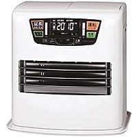 トヨトミ 石油ファンヒーター (木造10畳まで/コンクリート13畳まで) 日本製 シルキーホワイト LC-SL36H(W)