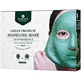 Shangpree グリーンプレミアムモデリングマスク 5枚 Green premium modeling mask 5ea (並行輸入品)