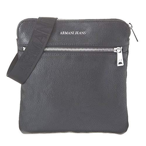 アルマーニジーンズ ARMANI JEANS ショルダーバッグ 932040 7P905 00020 BLACK 並行輸入品