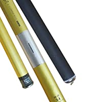カーボンファイバー 釣り竿 ポール ストリームロッド 3.6〜7.2m 河川に適して,7.2M