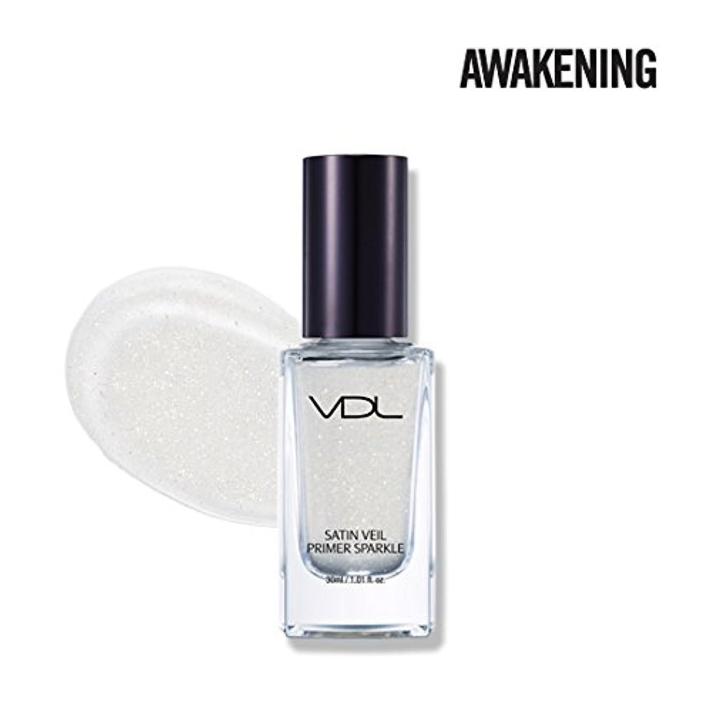 誓い浴ブラインドVDL Satin Veil Primer Sparkle 30ml/ブイディーエル サテン ベール プライマー スパークル 30ml [並行輸入品]