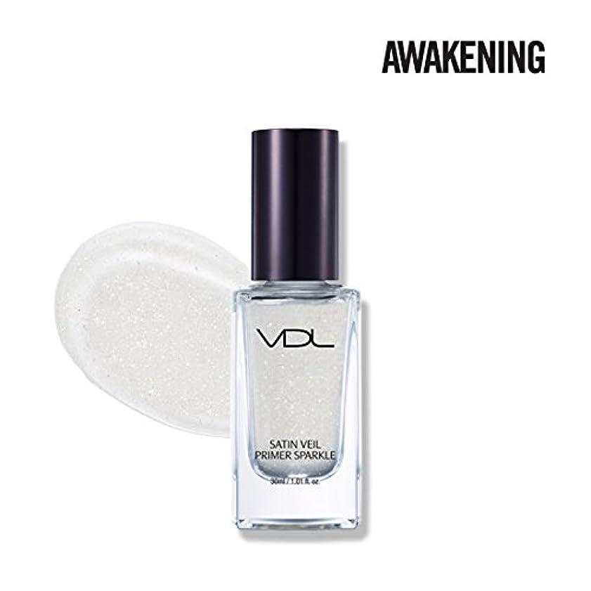 可能にする減衰幽霊VDL Satin Veil Primer Sparkle 30ml/ブイディーエル サテン ベール プライマー スパークル 30ml [並行輸入品]