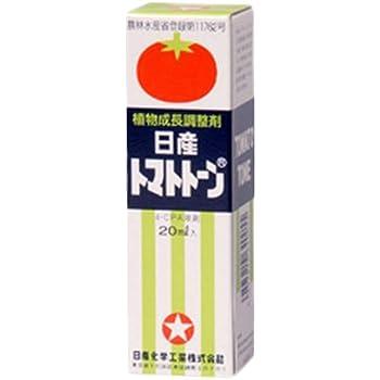 植物成長調整剤 トマトトーン 20ml 【トマト・ナス・日産・肥大促進】