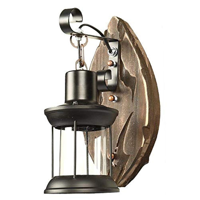 苦しめる伝説会計士壁面ライト, ヴィンテージ工業用壁取り付け用燭台エジソンランプレトロロフト壁取り付け用燭台ライトメタルブラックオールドボートウッドハウスバーレストランコーヒーショップクラブロフトE27ベース(110-240V、電球は含まれていません) AI LI WEI