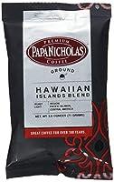 PapaNicholas Coffee PCO25181 Hawaiian Islands Blend Light Roast Premium Arabica Whole Bean Coffee (Pack of 18)
