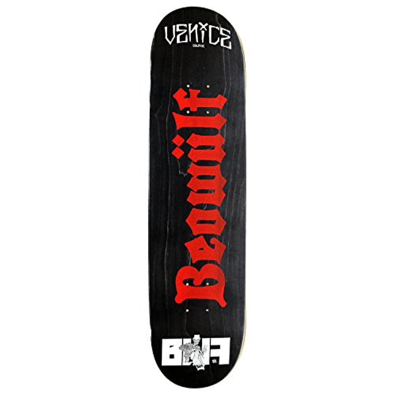 BEOWULF (ベオウルフ) BEOWULF LOGO Skateboard Deck 7.75 / 8