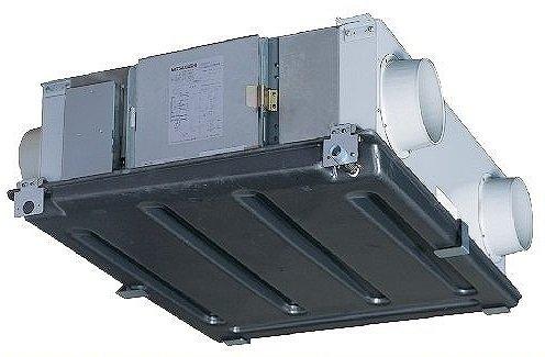 三菱 換気扇 【LGH-N50RHW】 耐湿形全熱交換タイプ 【LGHN50RHW】