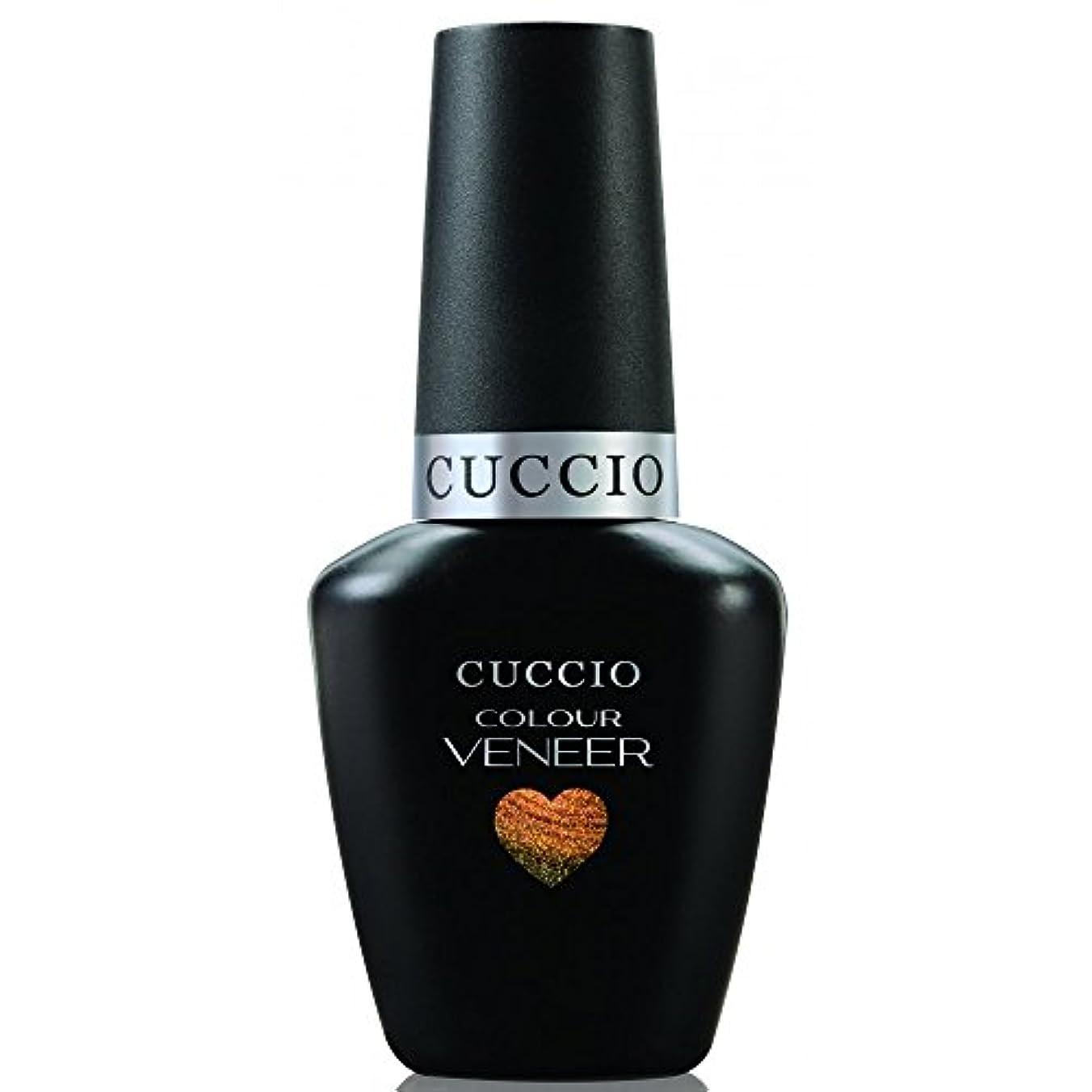株式快適ウェイトレスCuccio Colour Veneer LED/UV Gel Polish - Femme Fatale - 0.43oz / 13ml