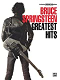 Bruce Springsteen Greatest Hits (Authentic Guitar-Tab)