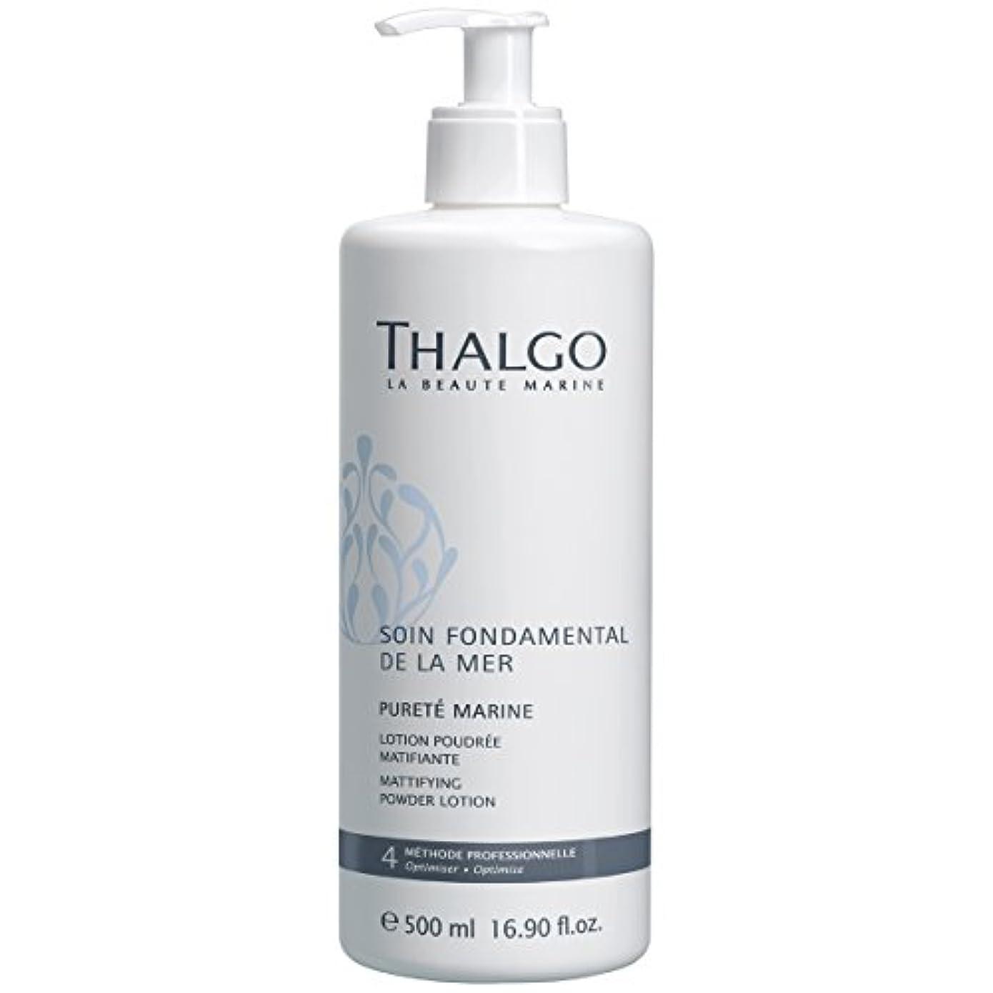 契約する体現する期限タルゴ Mattifying Powder Lotion (Salon Size) 500ml/16.9oz並行輸入品