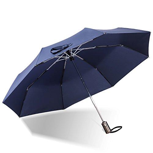 折りたたみ傘 ワンタッチ 自動開閉 折り畳み傘 超撥水 軽量 大きい 耐風 ...
