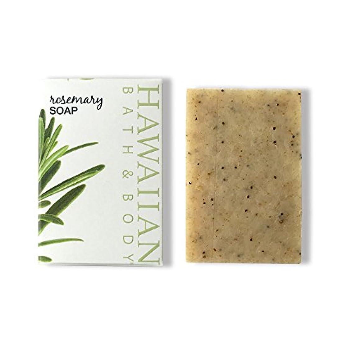 硬化するである連合ハワイアンバス&ボディ ローズマリーソープ ( Rosemary Soap )