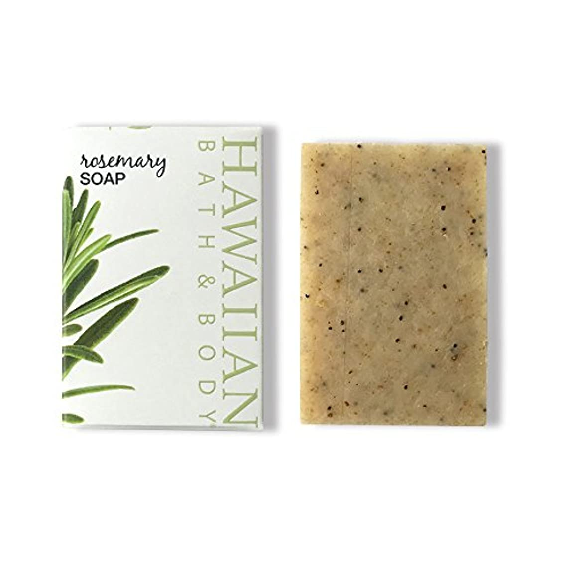 先史時代の追放するアーティファクトハワイアンバス&ボディ ローズマリーソープ ( Rosemary Soap )