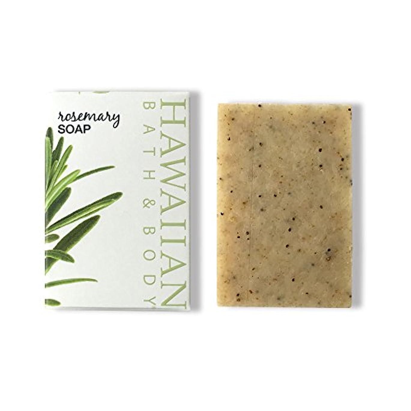 外向き忠実な野なハワイアンバス&ボディ ローズマリーソープ ( Rosemary Soap )