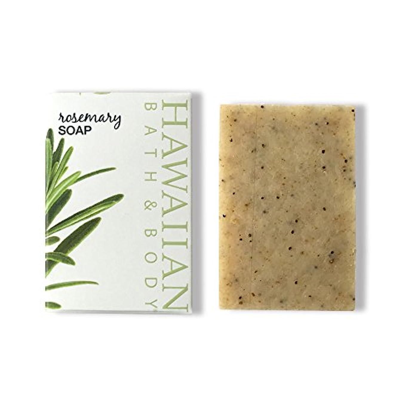 が欲しいクリエイティブそこからハワイアンバス&ボディ ローズマリーソープ ( Rosemary Soap )