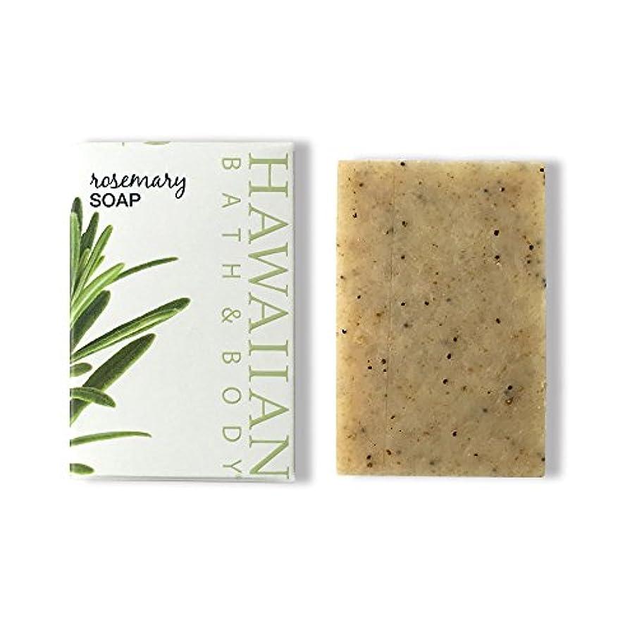 ロシアキャラバンパシフィックハワイアンバス&ボディ ローズマリーソープ ( Rosemary Soap )